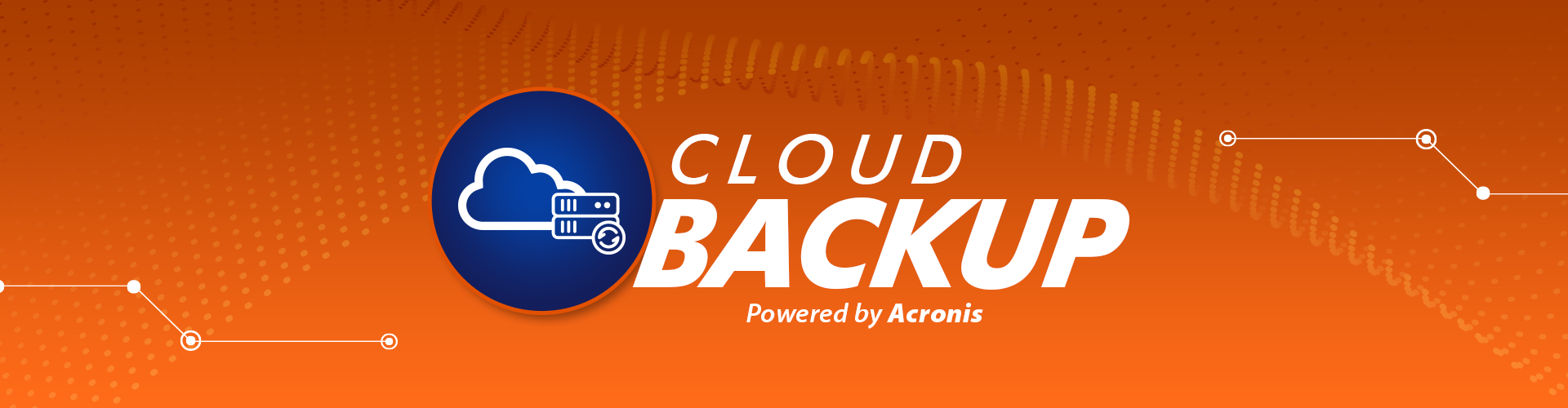 on-cloud-backup